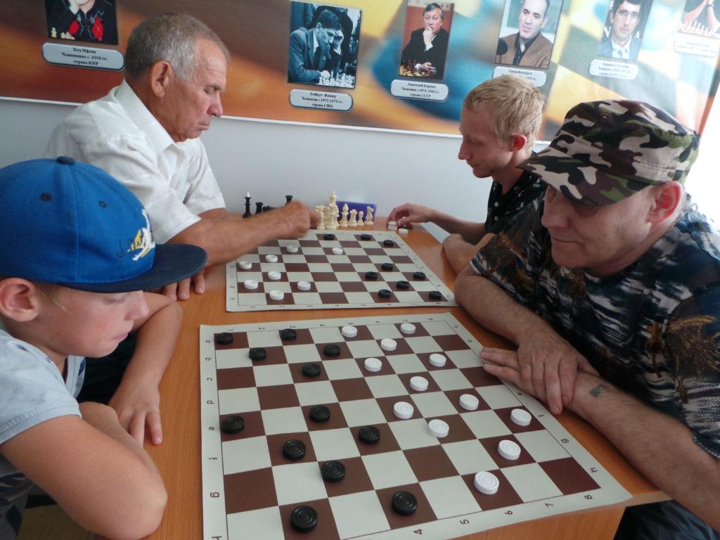 фото спартакиада каратуз шашки 120