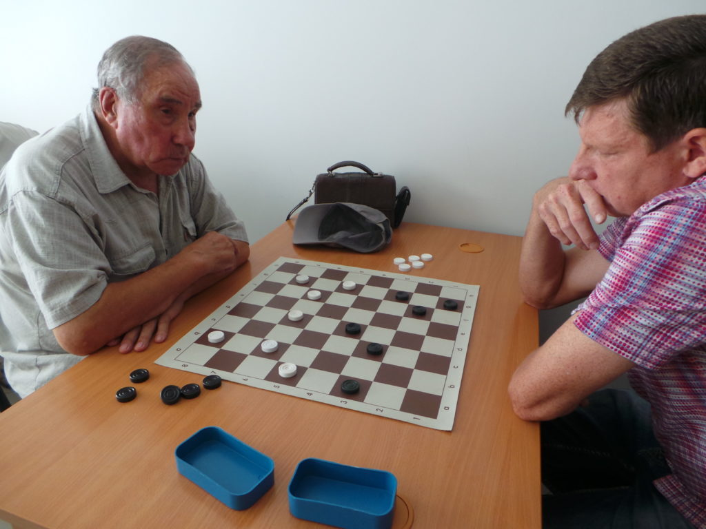 фото спартакиада каратуз шашки 121