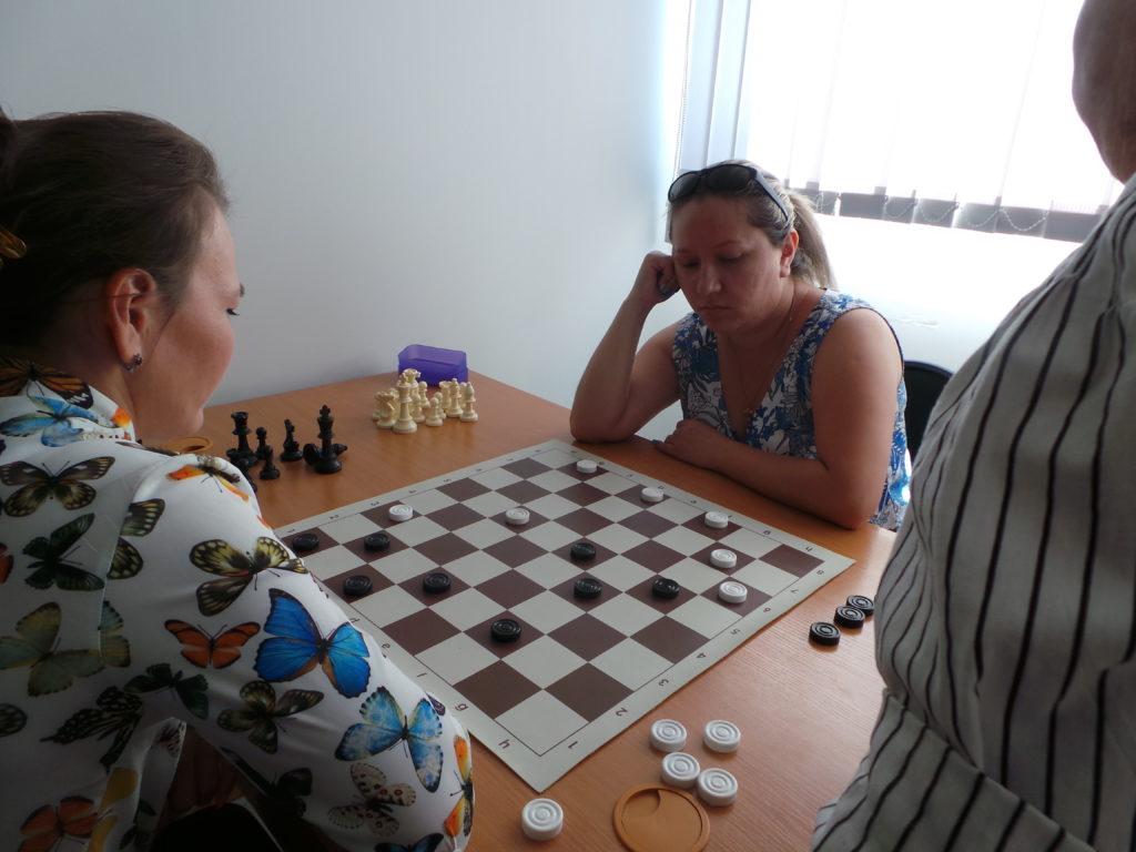 фото спартакиада каратуз шашки 124