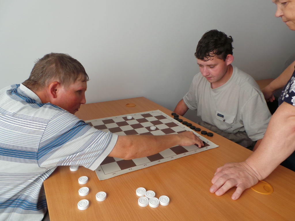 фото спартакиада каратуз шашки 129