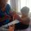 Детский массаж с применением «Су Джок» шариков